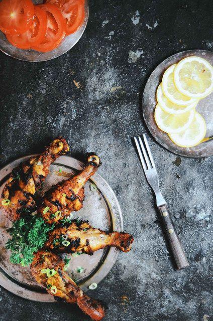 easy homemade tandoori chicken