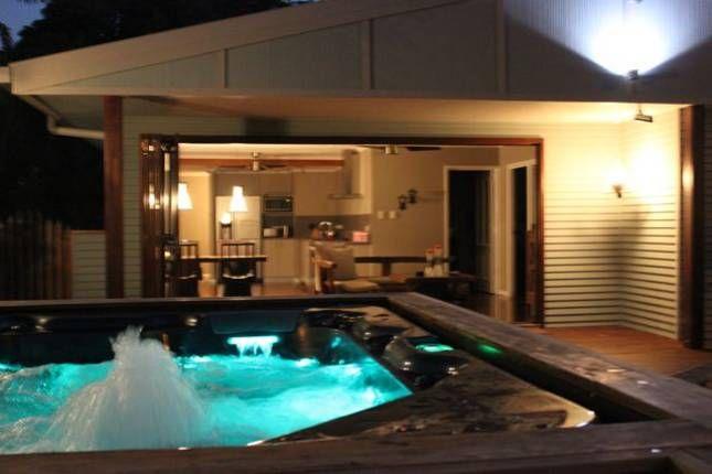 Hervey Bay beachfront house