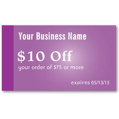 13 best du jaune images on pinterest archi design architecture stylish violet beauty salon coupons business card fandeluxe Images