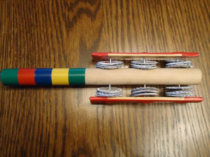 instrumenten zelf maken