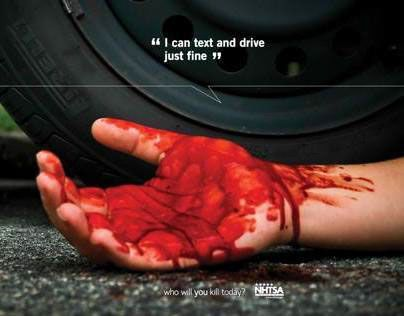 NHTSA: Texting and Driving Awareness Campaign [2012]