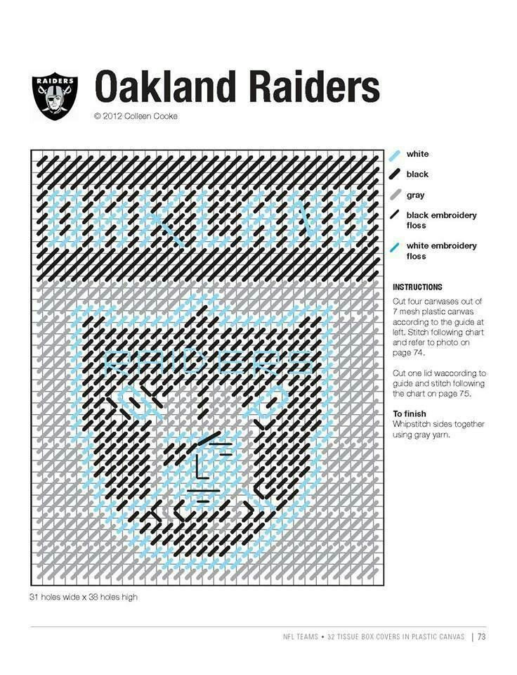 Oakland Raiders TBC 2/2