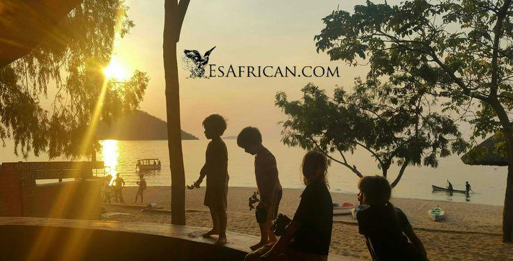 #Sunset #FatMonkeys #CapeMaclear #LakeMalawi