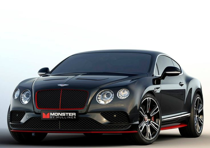 2016 Monster by Mulliner