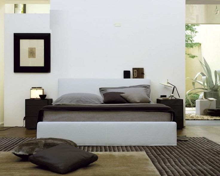Comfortable And Elegant Contemporary Master Bedroom Design Ideas Modern Decorating Comfotable