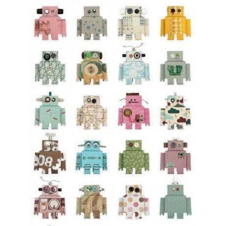Wallpaper - Robots