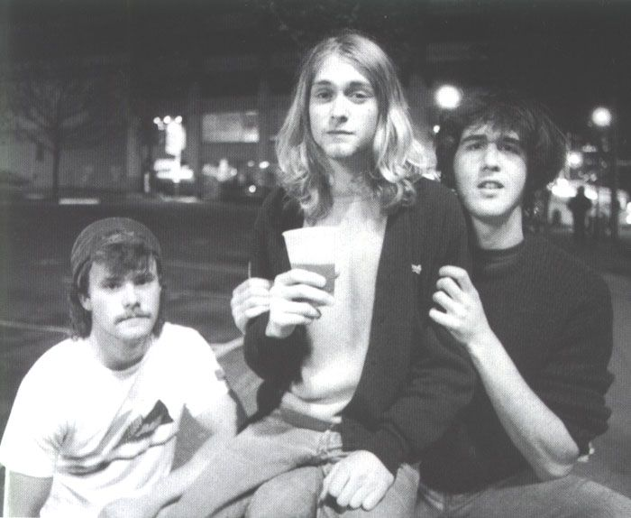 78 Best Nirvana 1987-1988 Images On Pinterest