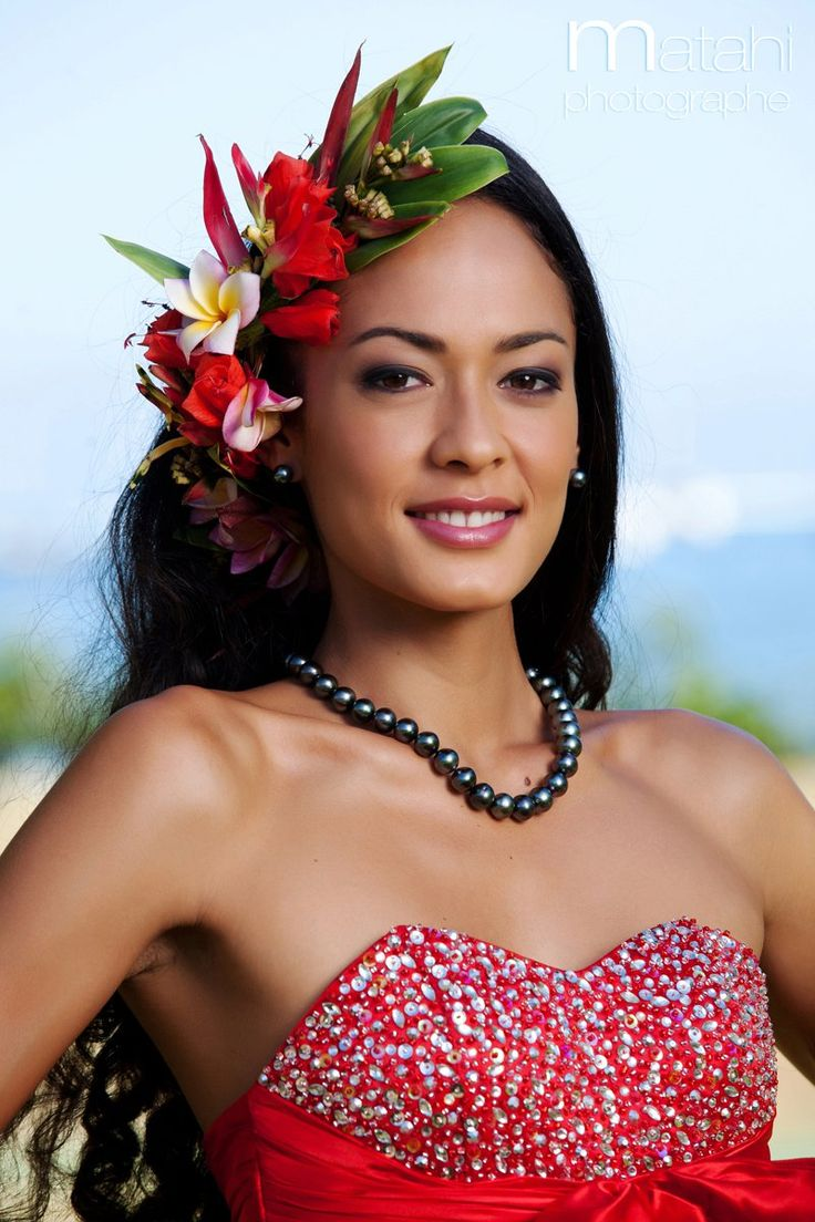 Beautiful pacific island girls #12
