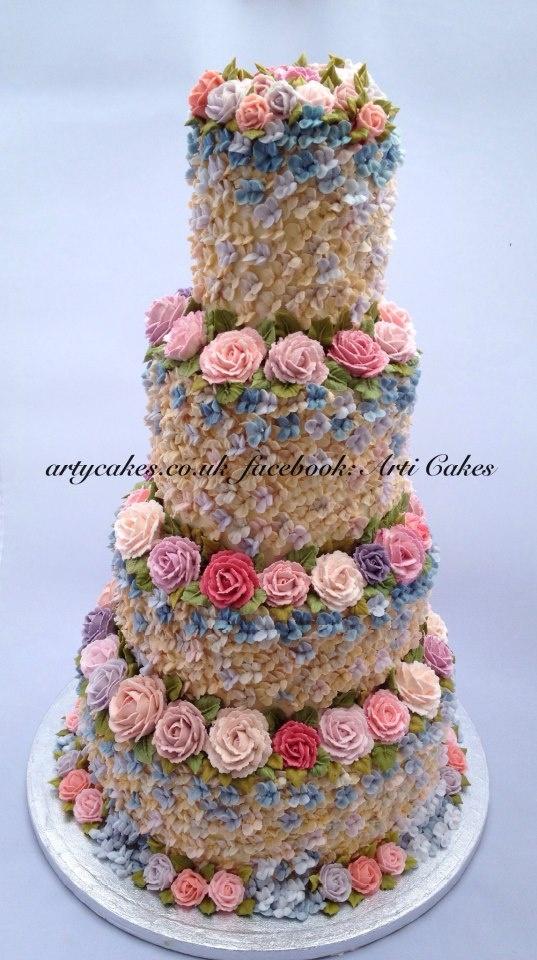 Images Of Beautiful Wedding Cakes