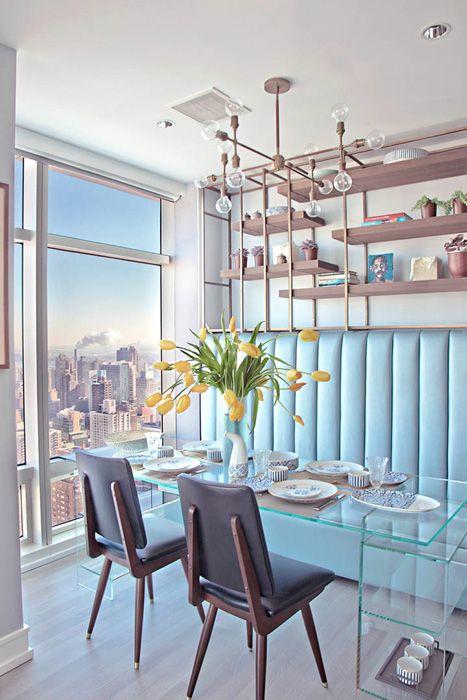 Light, glass, USA, Shalini Misra, cosy, contemporary