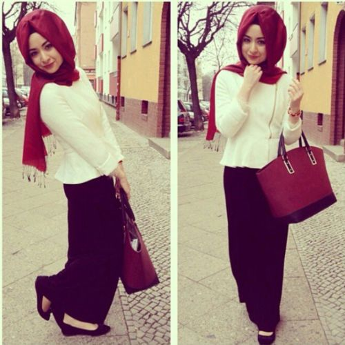 Hijab is the beauty_
