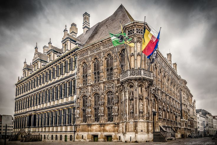 Ghent Town Hall by Andrei Robu - RoSonic.photos on 500px