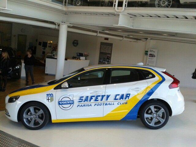 Safety Car Parma Football Club