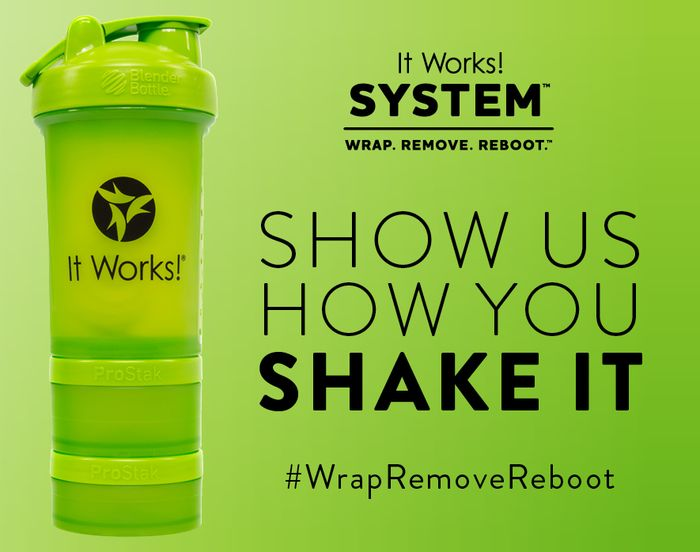 Well...show us!! Where are YOU taking your #ItWorksAdventure? #WrapRemoveReboot