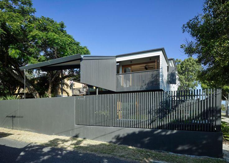 Reddog, Brisbane architects, Elliott Residence, Shorncliffe, residential architecture, queenslander, extension, renovation, alteration