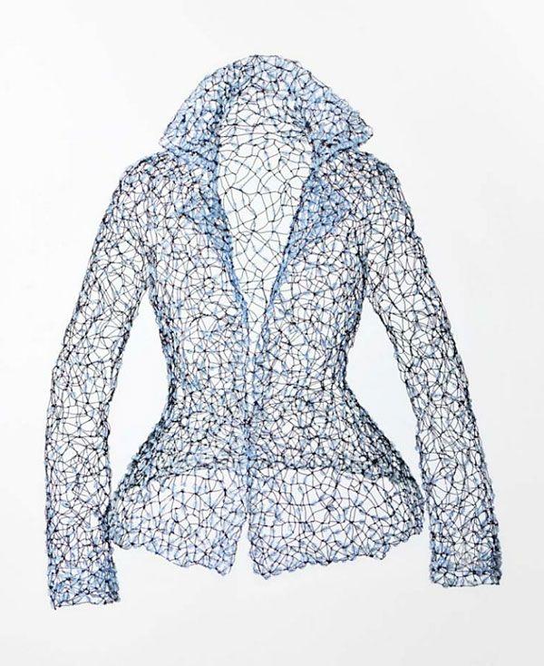 51 best chicken wire dress form images on Pinterest   Wire ...
