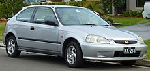 Honda Civic (sixth generation) - Wikipedia, the free encyclopedia