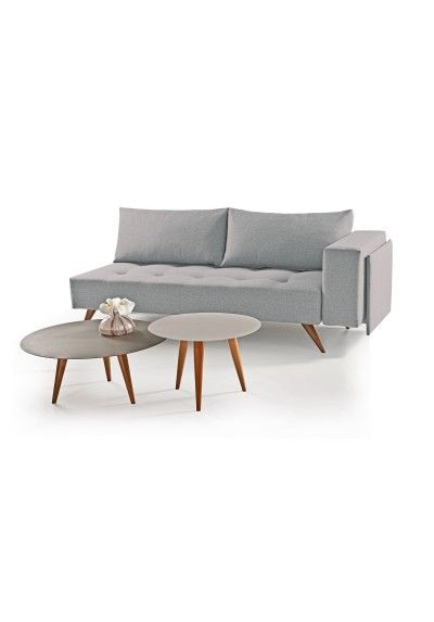 Pour se détendre ! CODEINEDECO a sélectionné pour vous ce canapé méridienne Callista de style Scandinave de la marque UltraSofa, gris, 3 places. Résolument intemporel et sublimement design pour un salon ultra chic. Made in France. #madeinfrance #decoration #codeinedeco