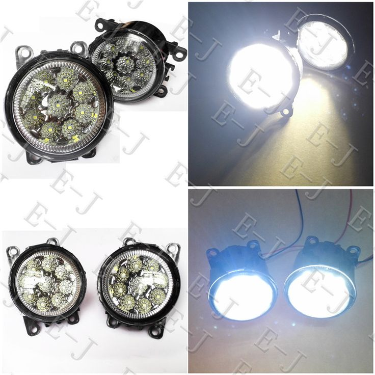 $27.99 (Buy here: https://alitems.com/g/1e8d114494ebda23ff8b16525dc3e8/?i=5&ulp=https%3A%2F%2Fwww.aliexpress.com%2Fitem%2F6000K-CCC-12V-car-styling-DRL-Fog-Lamps-lighting-LED-Lights-9W-1-SET-For-Mitsubishi%2F32599741403.html ) 6000K CCC 12V car-styling DRL Fog Lamps lighting LED Lights 9W /1 SET For Mitsubishi L200 OUTLANDER 2  PAJERO 4  GALANT  Grandis for just $27.99
