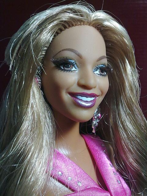 beyonce barbie by kostis1667, via Flickr