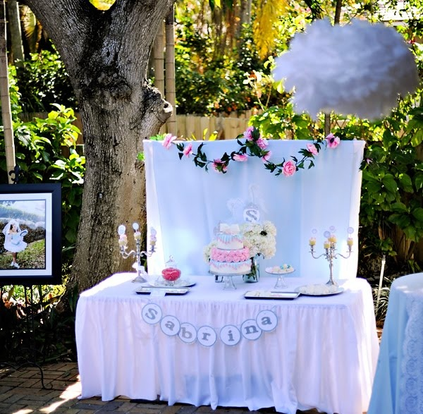 Cinderella Inspired Royal Birthday Celebration