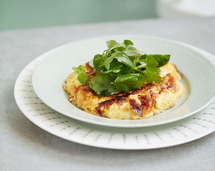 Helppo ja nopea tehopäivän aamiainen: proteiinimunakas | Me Naiset