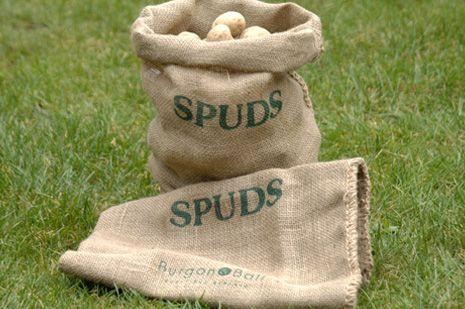 Spuds storage sacks - Burgon & Ball