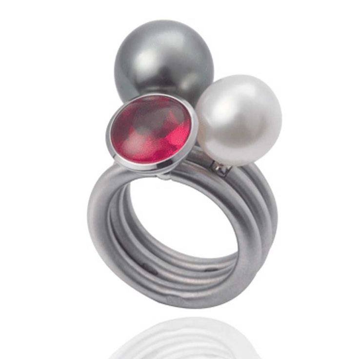 PUR Swivel rings