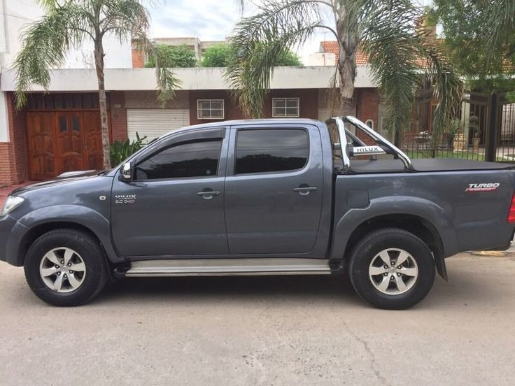 Toyota hilux srv 3.0 Tdi mod.2009 cuero 4x2 full con accesorios impecable,uso familiar | San Miguel De Tucumán | alaMaula | 124390500
