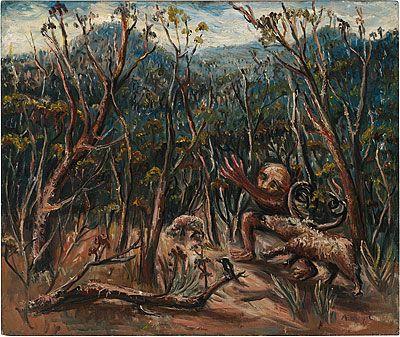Arthur Boyd  The Hunter 1944