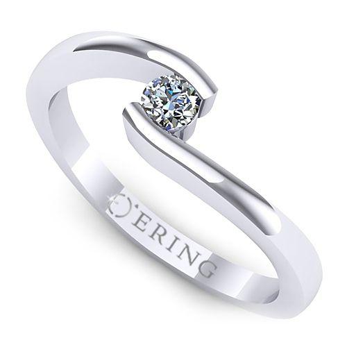 Inel logodna L38ADI cu diamant