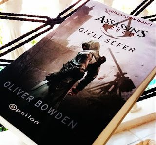 Artmosfer: Assassin's Creed & Oliver Bowden