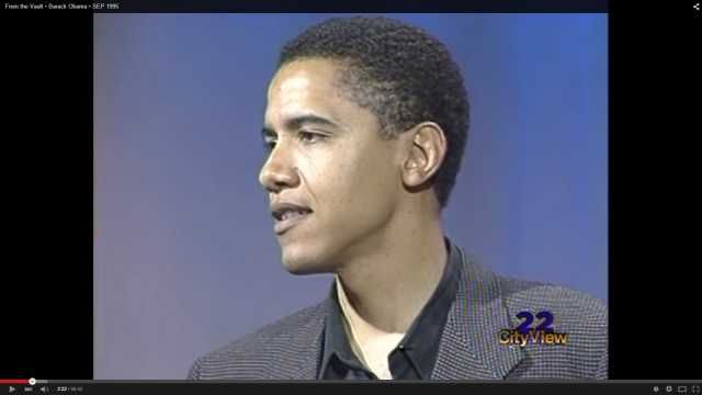 Shocking 1995 Video Surfaces of Barack Obama Revealing Who He REALLY Is!!!