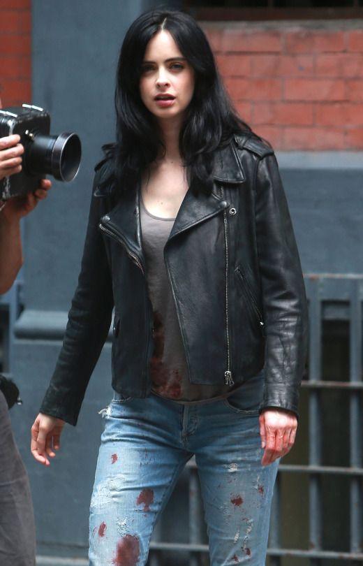 De nouvelles images de tournage pour la série Jessica Jones | COMICSBLOG.fr