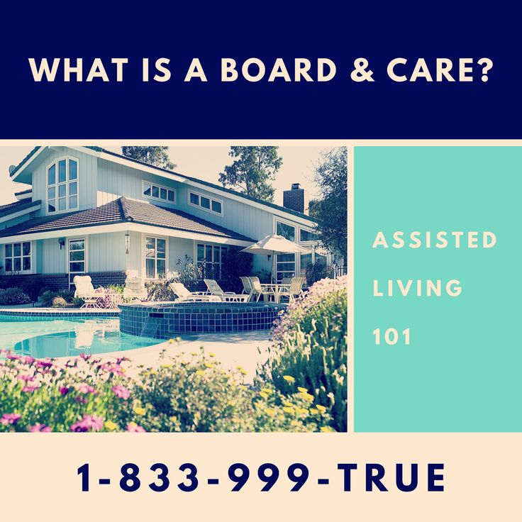 What is a board and care? in 2020 Home finder, Caregiver