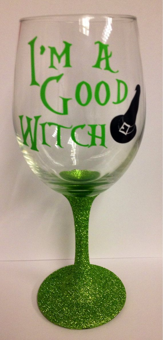 Hey, I found this really awesome Etsy listing at https://www.etsy.com/listing/202317120/halloween-wine-glass