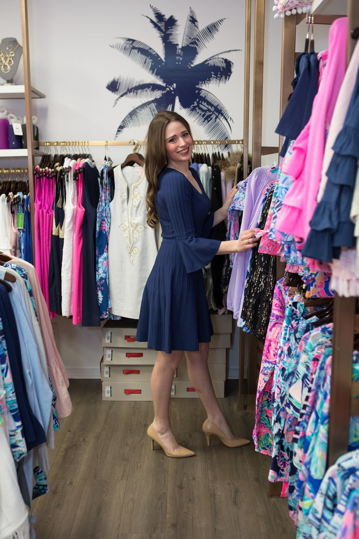 Southern Belle in Training: Lilly Pulitzer Casual Workwear Looks with Pink Colony.