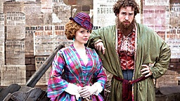 Desperate Romantics  A BBC six-part drama following the Pre-Raphaelite brotherhood - the men who blew the art world apart