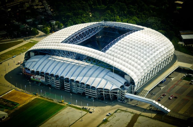 Poznan Poland, Stadion Miejski [fot.Marek Hołysz]