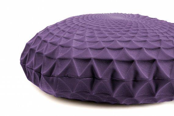 Runde decken 60 cm 236 Zoll lila Kissen Kissenbezug von mikabarr