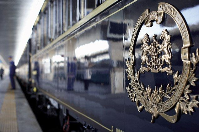 Travel on the Orient Express