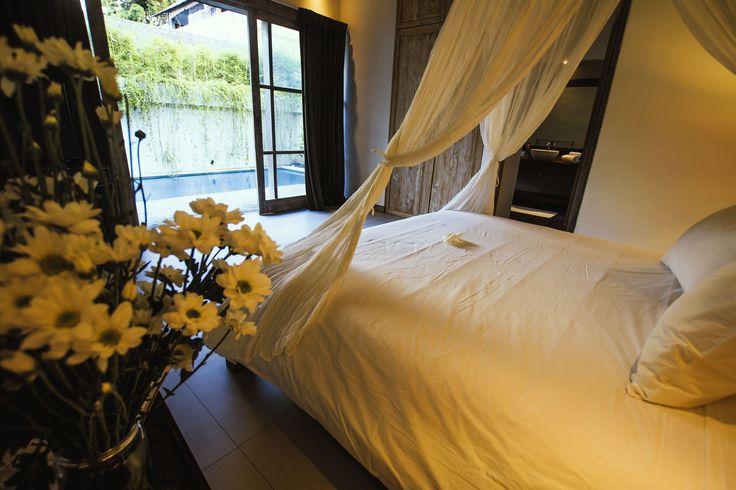 View from the bedroom of our private 1 bedroom villa at The Decks Bali Villas, Legian, Bali.  #Bali #Indonesia #thedecksbali #villa #legian #seminyak #PrivateVilla #PoolVilla #VillaForRent #BalineseVilla #holiday #travel #vacation #honeymoon #BeachVacation #instapic #instadaily #instacool #instagram #fb #EatPrayLove #WhenInBali #island #poolparty #instatravel
