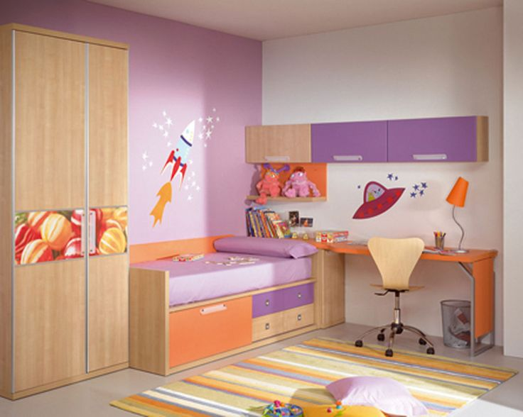 102 best images about Kids Bedroom on Pinterest  Wall ideas