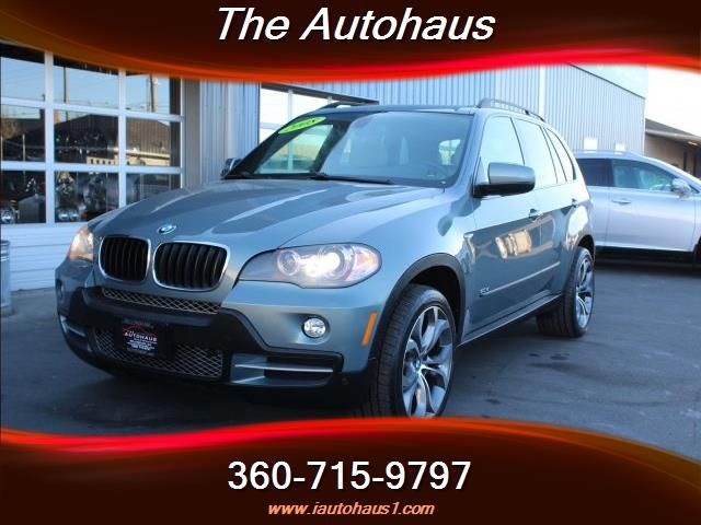 Used 2008 BMW X5 3.0si for sale in Bellingham, WA | The Autohaus