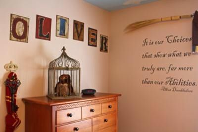 24 best images about harry potter kid room on pinterest for Room decor harry potter