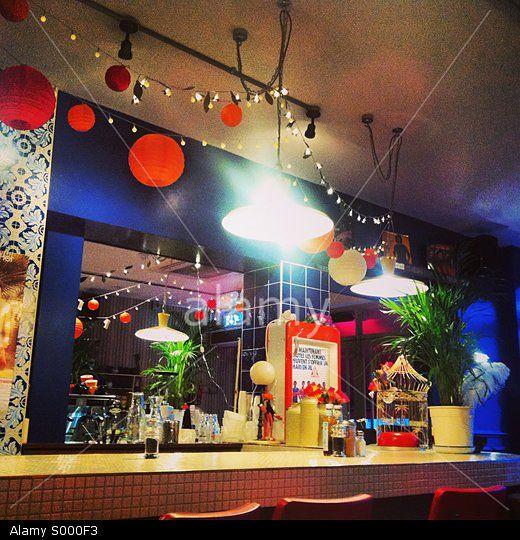The breakfast club, Battersea Rise © lg1213 / Stockimo / Alamy