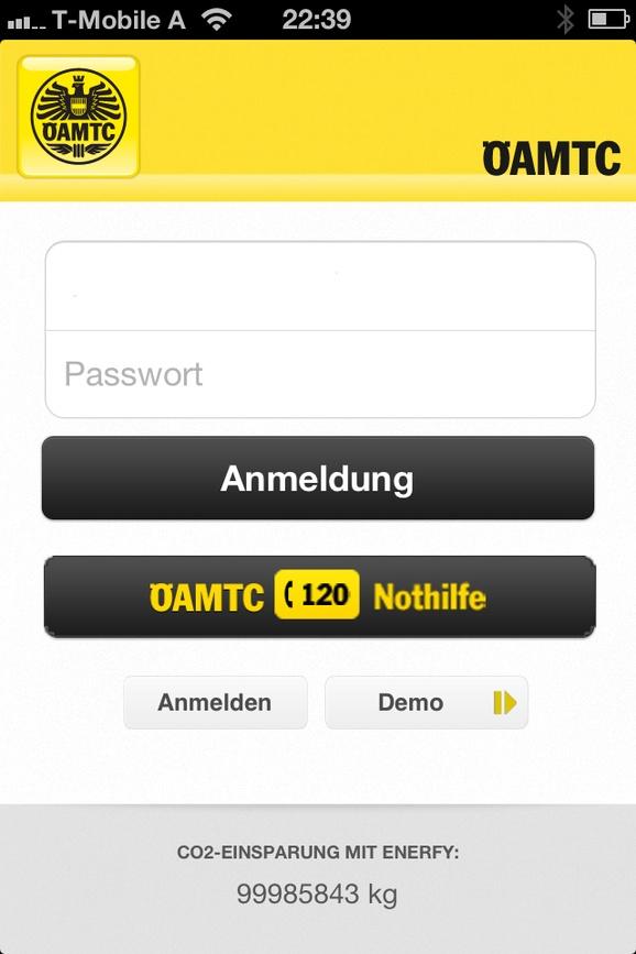 ÖAMTC uses Enerfy as a foundation