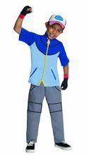 Pokemon Ash Costume Small