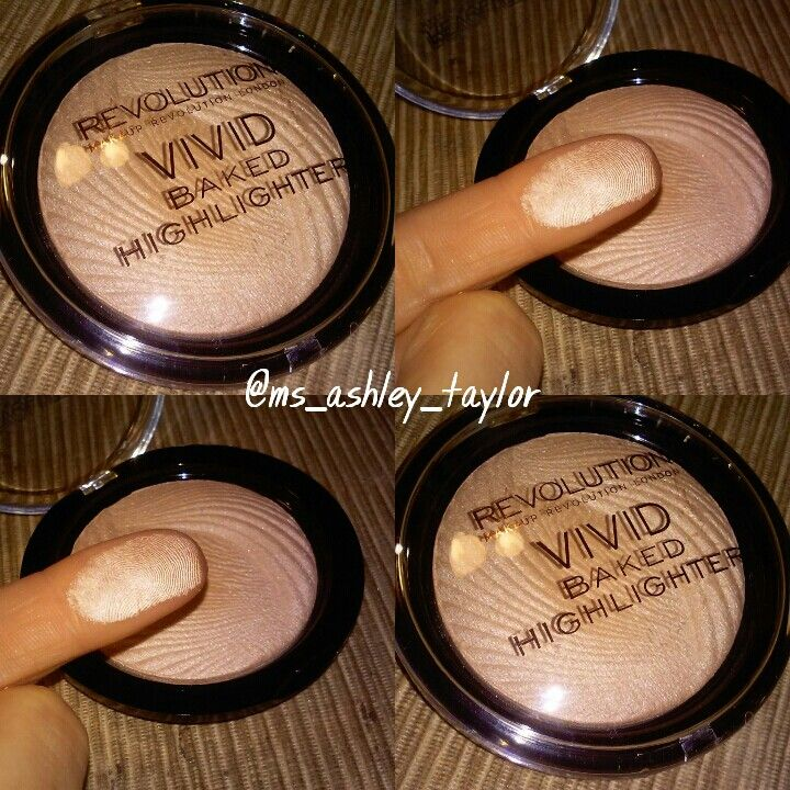 Makeup Revolution Vivid Baked Highlighter