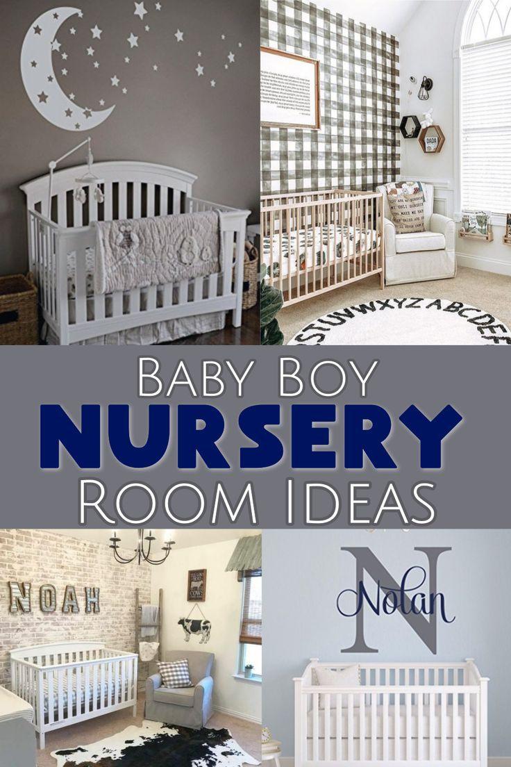 Unique Baby Boy Nursery Themes And Decor Ideas Clever Diy Ideas Nursery Room Boy Baby Boy Room Nursery Nursery Room Themes
